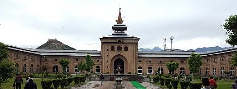 Friday prayers not allowed in Jamia Masjid for 12th week