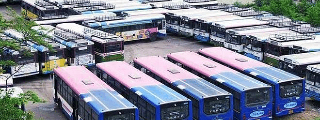 No end in sight to TSRTC strike end, enters 31st day