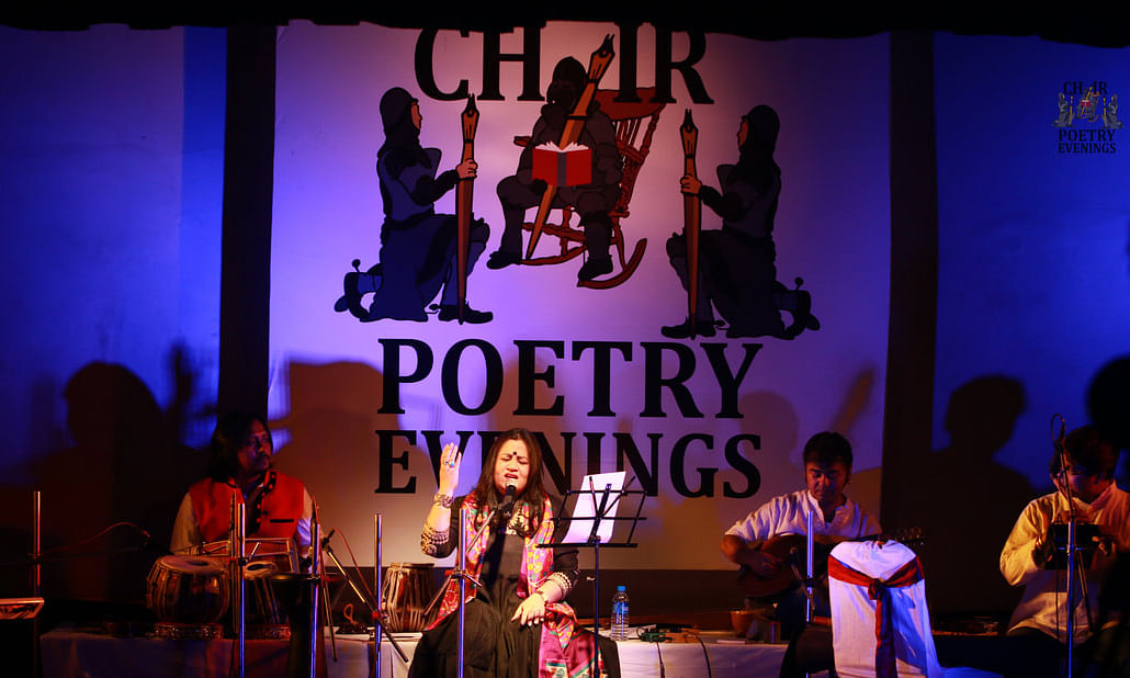 Chair Poetry Evenings international festival returns to Kolkata in November