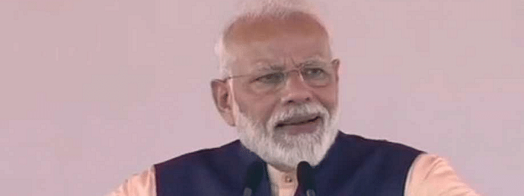 Art 370 gave terrorism; abrogation broke wall: Modi