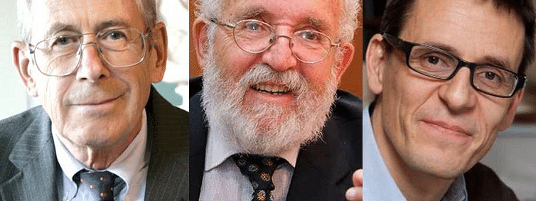 Nobel Prize in Physics goes to James Peebles, Michel Mayor, Didier Queloz