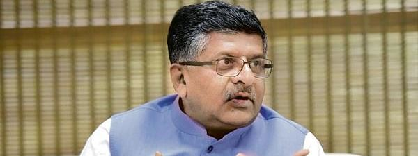 BJP will not take support from Gopal Kanda: Ravi Shankar Prasad
