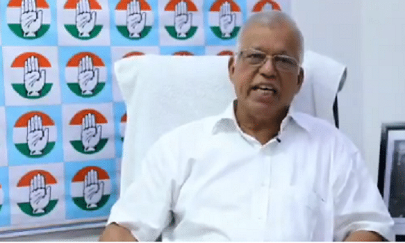 Cong re-appoints Luizinho Faleiro as Tripura in-charge, day after removal