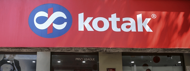 Kotak Bank shares slide by 3.46 pc to Rs 1,560.10