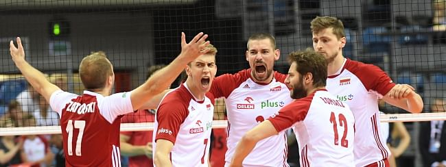 Poland beat Australia at Volleyball World Cup