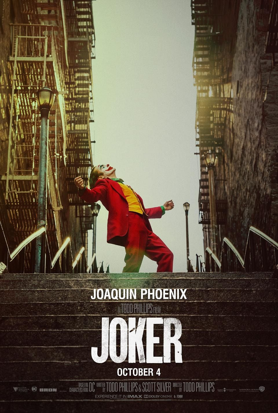 JOKER : Some People Get Kicks By Stompin on Other's Dreams !