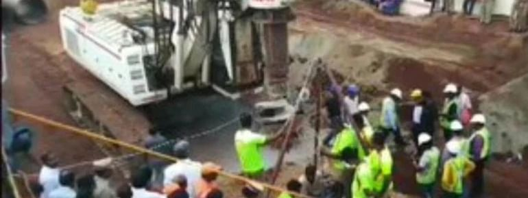 Borewell tragedy: Another hi-power rig to be used for extricating trapped toddler