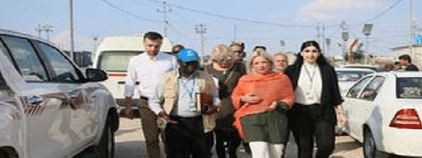 Iraq: UN calls for talks to break cycle of violence