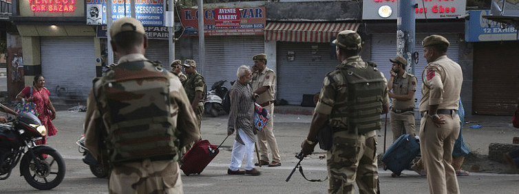 Day 65: Strike continues in Kashmir