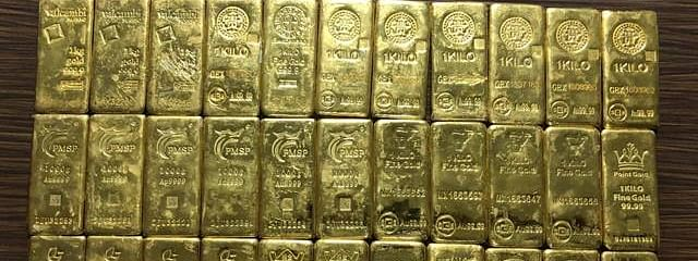 Gold worth Rs 24.5L seized at Chennai airport