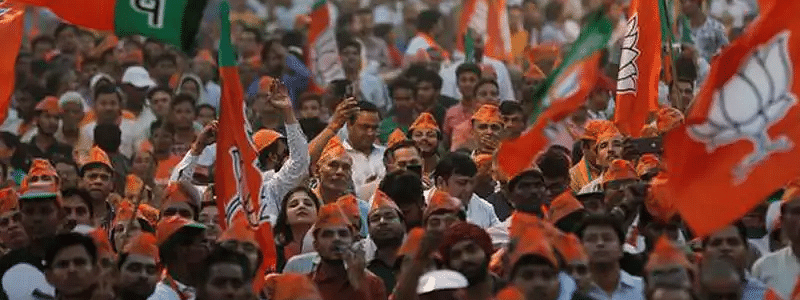 Exit polls predict BJP sweep in Maharashtra, Haryana; Cong distant second