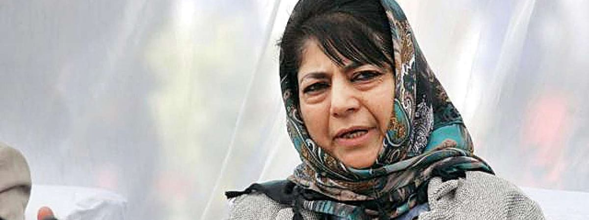 Mehbooba wants 'chance' for European delegation to talk to locals in Kashmir
