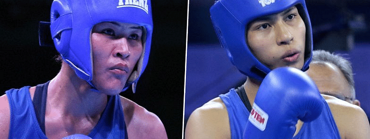 Mary, Lovlina, Jamuna and 2 other boxers enter quarters of Worlds