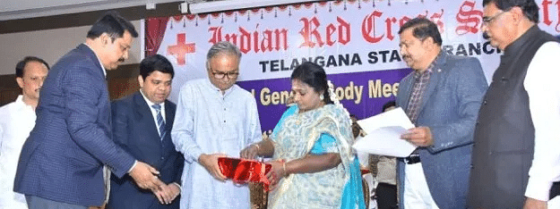 Red Cross Society to organise spl membership drive from Nov 1 to Dec 3