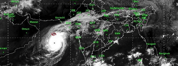 Cyclone Kyarr to weaken after Monday: IMD