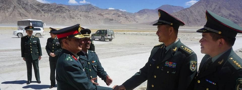 India, China to maintain peace, tranquility at LAC in Ladakh