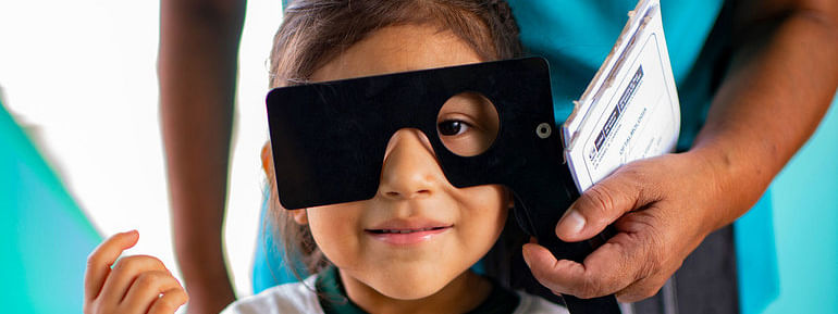 One billion people have preventable eye conditions