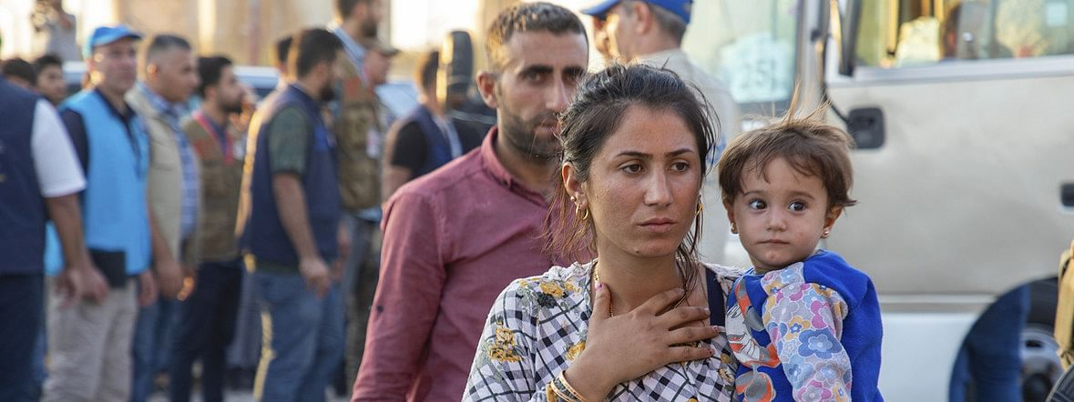 Nearly 180k displaced by northeast Syria fighting