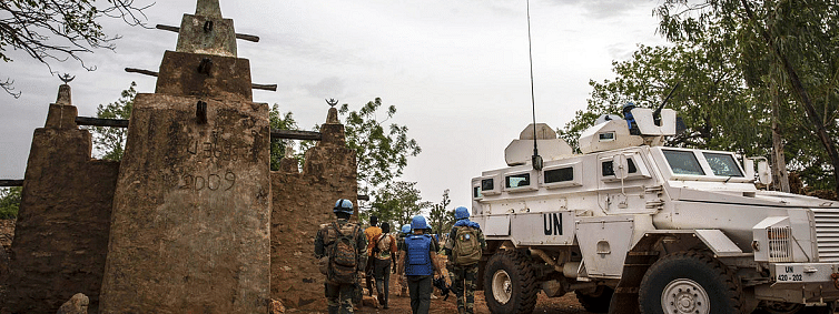 Some progress made towards security in Mali
