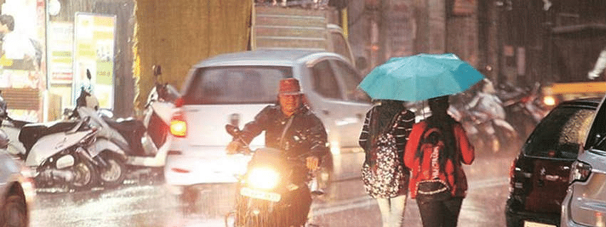 Heavy rains likely as Low Pressure to concentrate into Depression