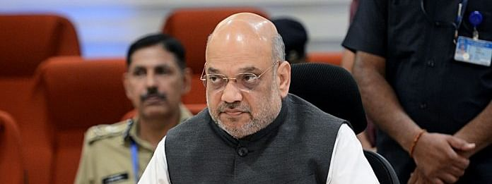 BJP rules out change of CM: Shah to meet Uddhav