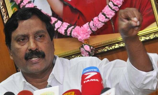 Victory of Cong Candidate in Kamaraj Nagar to challenge in Court : Anbazhagan