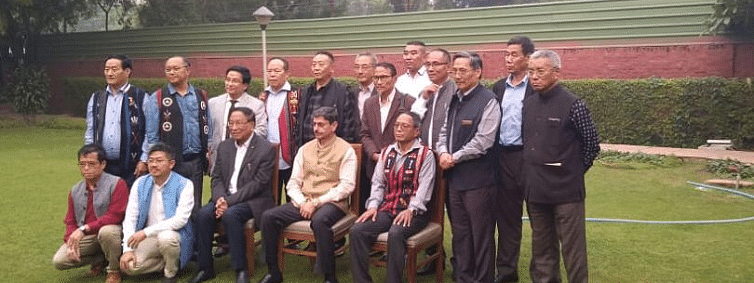 Breakthrough in Naga peace talks