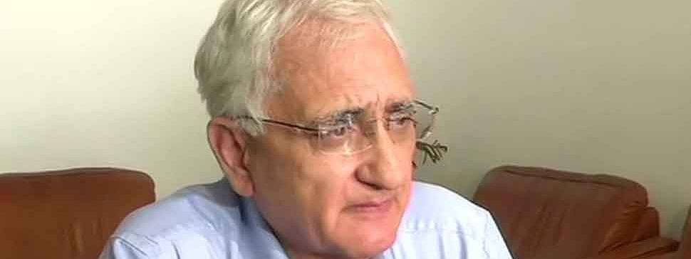 Cong sore over Khurshid statements