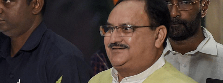 5 Independent MLAs meet Nadda, offer support to BJP