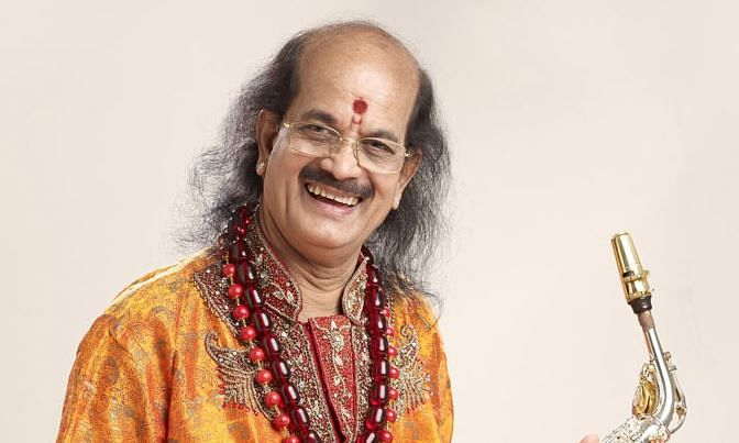Saxophonist Kadri Gopalnath passes away