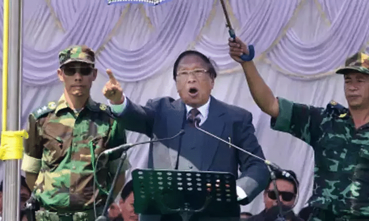 NSCN (IM) cautions Govt against repeating 'past mistakes'