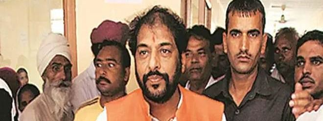 Will BJP take the help of Gopal Kanda facing criminal charges?