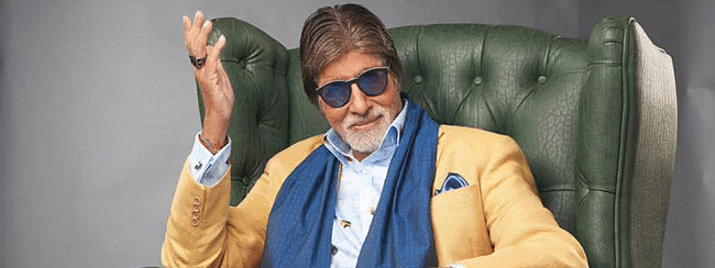 Amitabh Bachchan turns 77