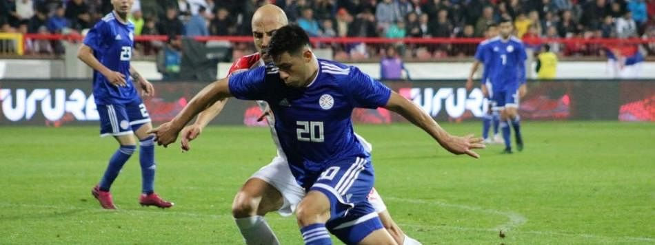 Serbia outplay Paraguay 1-0 in soccer friendly