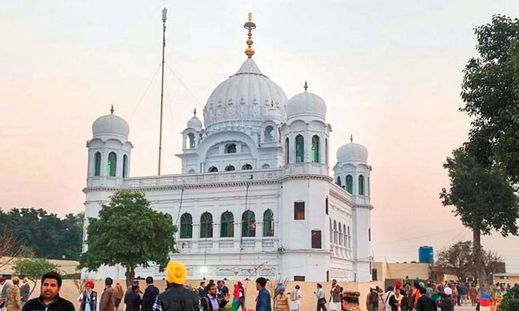 Pakistan Kartarpur video features 3 slain Khalistan leaders