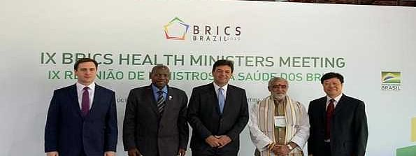Govt focuses to bring IMR down to 12: MoS Health at BRICS