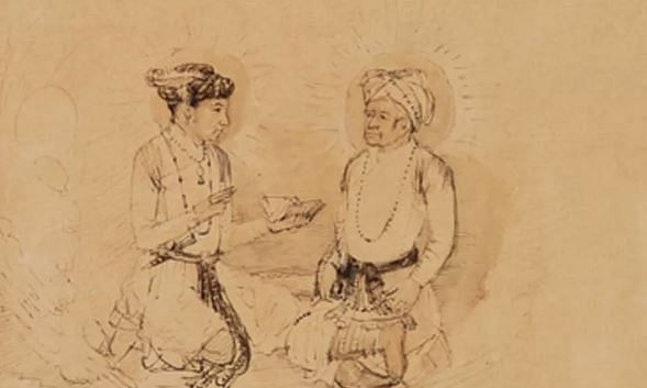 Rembrandt's Mughal-inspired art exhibition in Mumbai