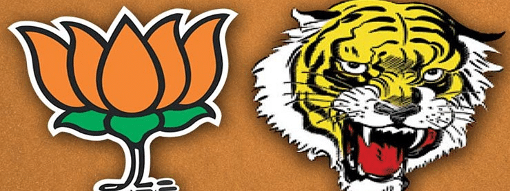 BJP holds meeting of elected MLAs; Shiv Sena doesn't follow suit