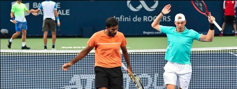 Rakuten Open: Bopanna wins, Sharan loses in men's doubles