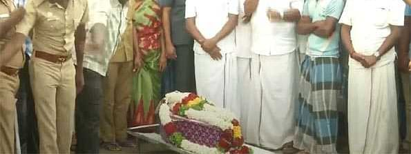 Toddler's body, extricated from bore well, laid to rest in TN