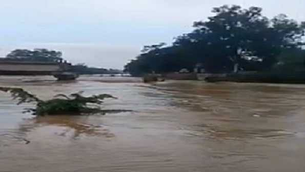 Incessant rain in Nagaland trigger to flood, claim 2 lives