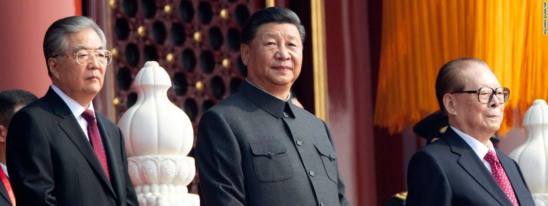 No force can stop China's progress, says Xi in National Day speech
