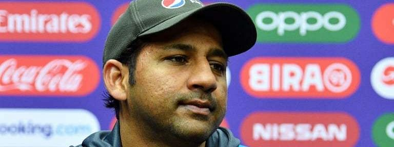Pakistan removes Sarfaraz as captain from all formats