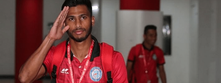 From ball boy to Jamshedpur FC, Aniket lives the dream