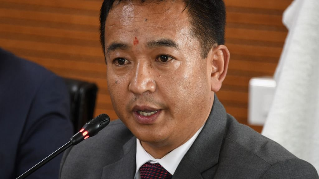 CM PS Tamang rejects idea of President's Rule in Sikkim