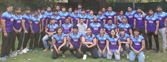 Indian squad gears up for World Wrestling C'ship