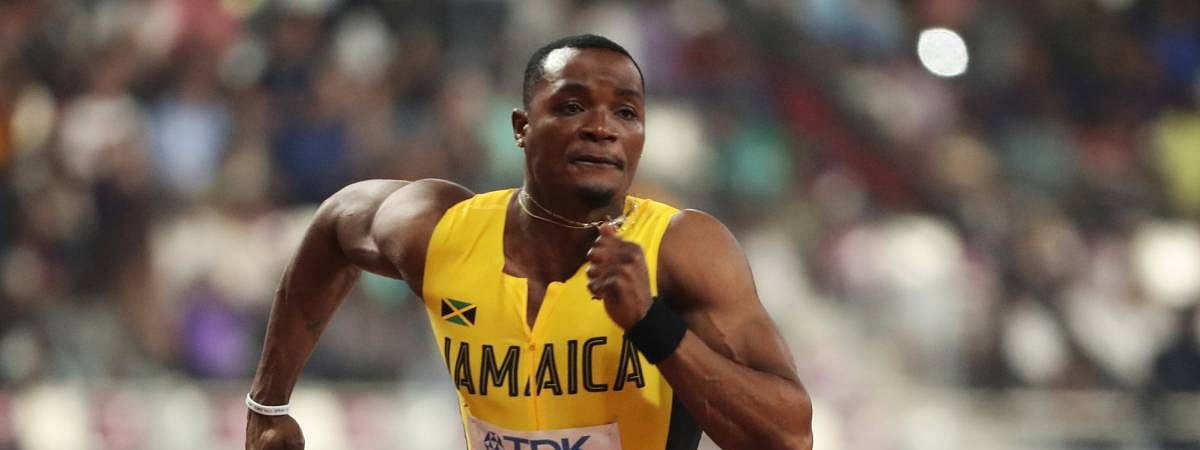 Defending champion McLeod falls from 110m hurdles throne in Doha