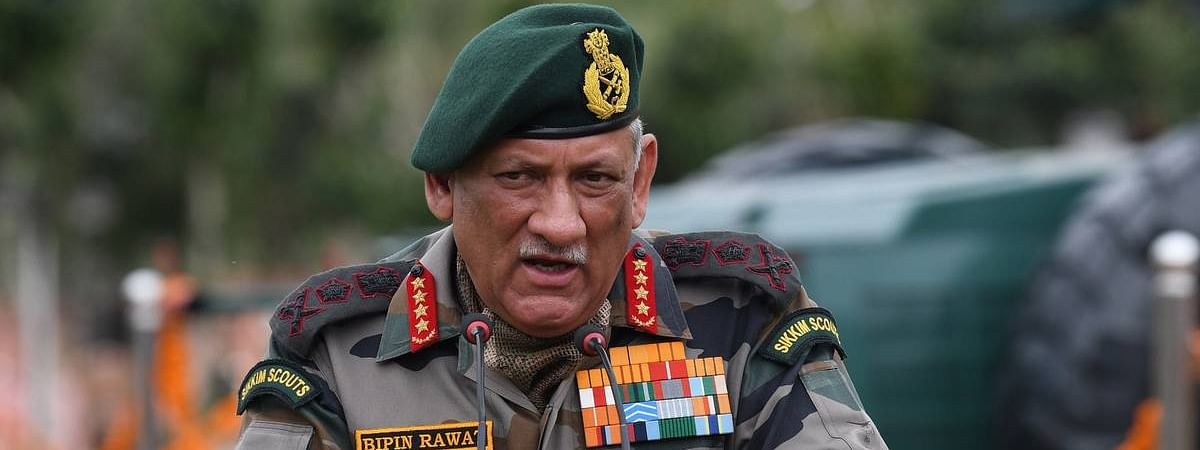 India becoming export-oriented Defence industry: Army Chief