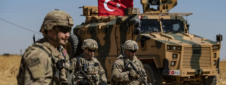 Turkey to begin military operation in northern Syria: White House