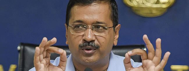All Delhi roads to be redesigned to global standards: Kejriwal